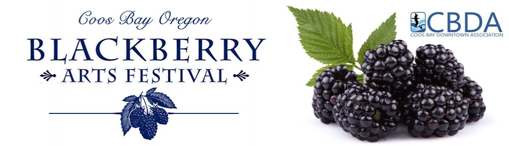 Blackberry Arts Festival – Coos Bay